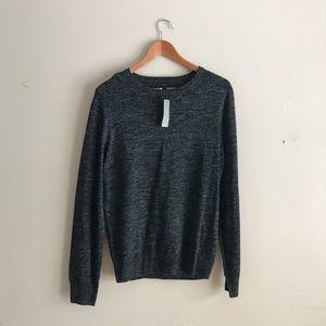 Men's J. Crew Lightweight Wool Blend Sweater NWT
